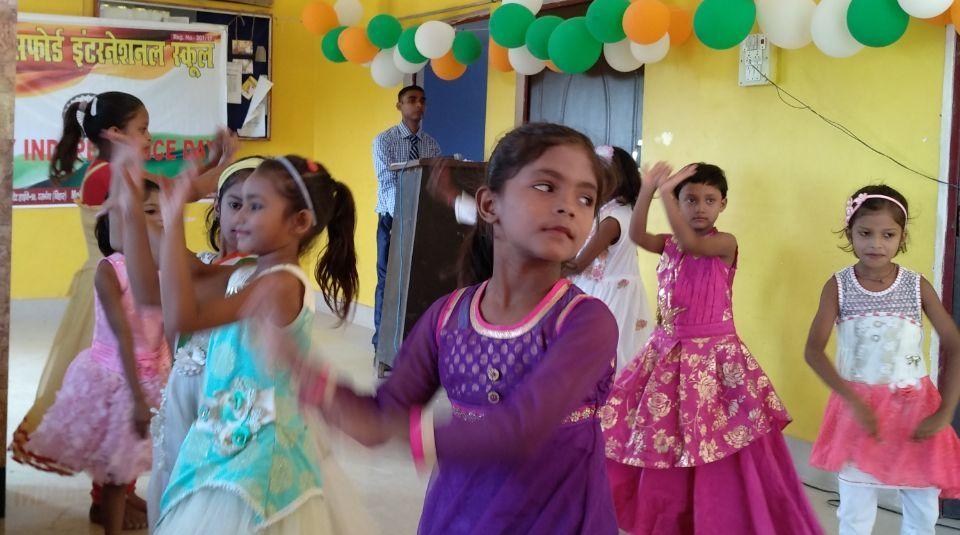 dance facility schools in laheria-sarai